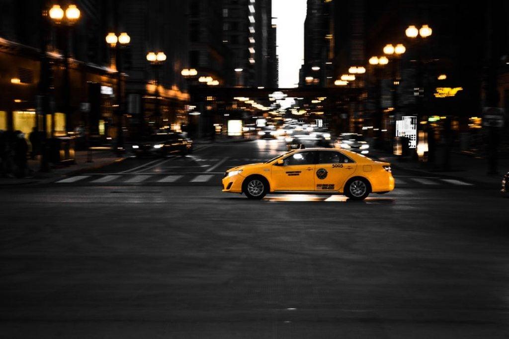 Taxi Credit Control